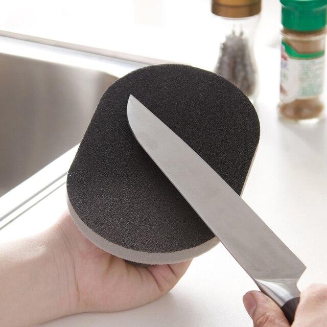 Strong Decontamination Bath Brush Sponge Tiles Brush Hot Sale Magic Strong Decontamination Bath Brush Kitchen Clean Tools 5