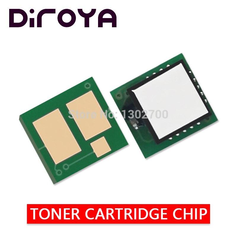 CF530A CF531A CF532A CF533A toner kartuşu HP için çip Renkli LaserJet Pro M180n M181fw M180 M181 M 180 181 n fw tozu sıfırlama