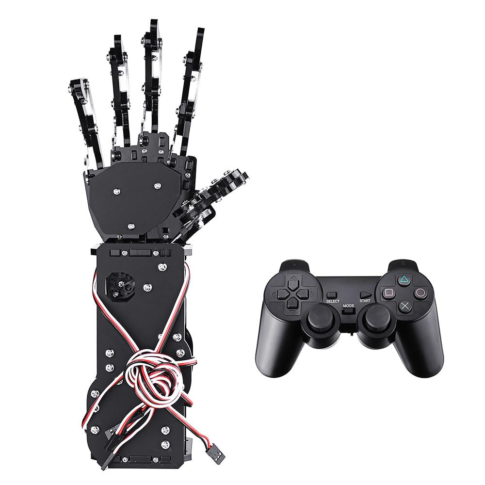 Bras Robot LOBOT uHand Open Source RC main droite/main gauche pour STM32