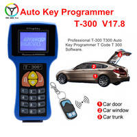 Professional T300 Auto Key Programmer Support Multi Brands Car Key Maker T Code T 300 Software