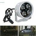 4LED lámpara IR Luz Del iluminador de Infrarrojos de visión Nocturna 50 M para IP CCTV Cámara CCD