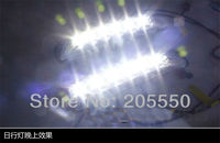Free Shipping 2pcs Daytime Running Lights Auto Led DRL Daytime Running Lights Car LED Fit For