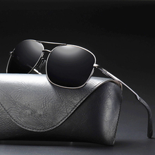 Men Sunglasses Polarized Uv400 Eyewear Vintage Women Glasses Pilot High Quality Male Fashion Shades Retro Driving Mirror Yellow