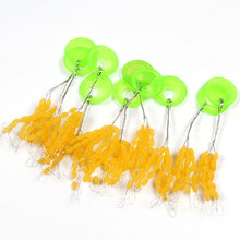 2pcs = 60 stops Prmium Carp Fishing Rubber Stops for Rigging Float Lead Positioning Fishing Tackle Accessories