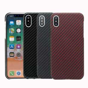 For iPhone X Carbon Fiber Case Cover For iPhone X Real Ultra Thin Deluxe Carbon  Fibre 60fd868122d