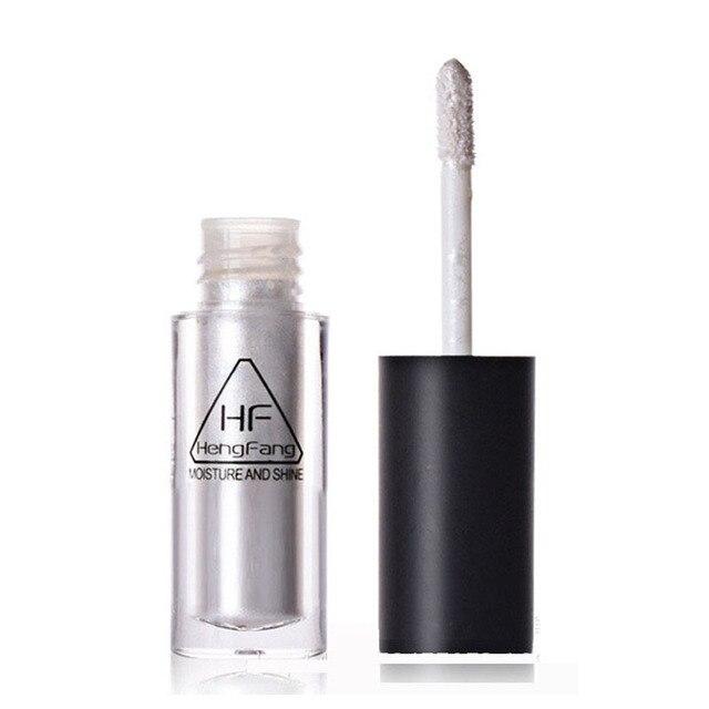 Nuovo Trucco di Marca Oro Evidenziatore Liquido Cosmetico Contorno del Viso Sbiancante Glow Shimmer Liquido Evidenziatore Trucco