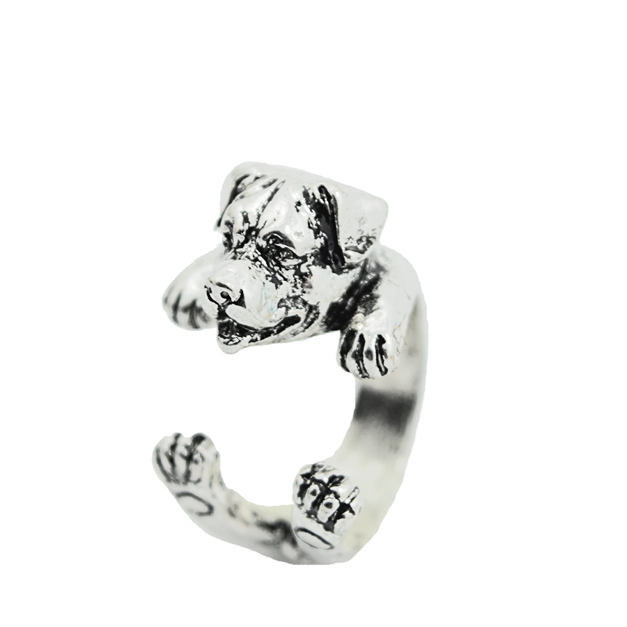 Dog Breed Jewelry Charms