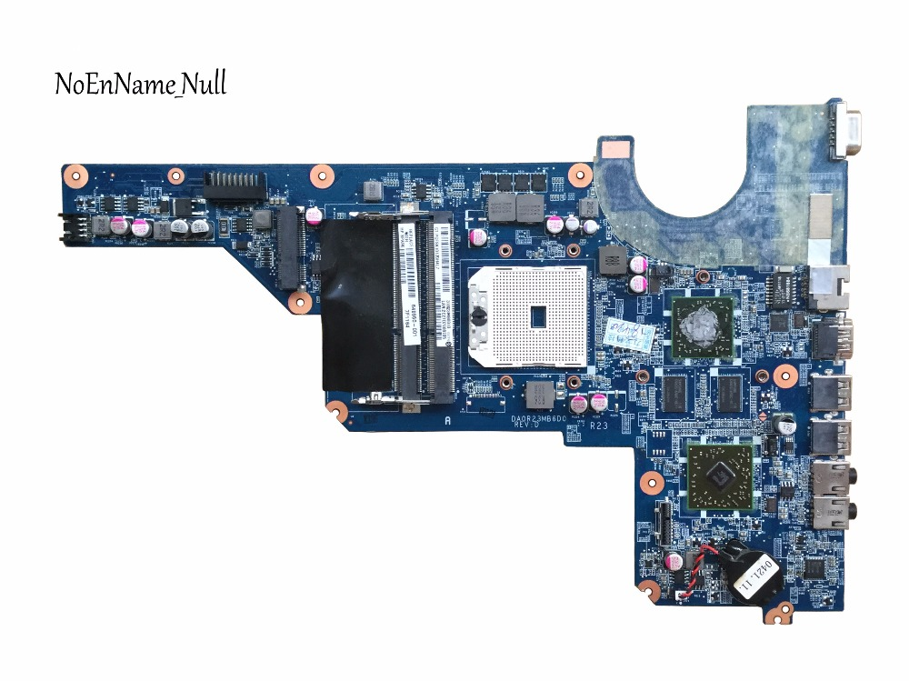 649950-001 Free Shipping Laptop Motherboard 649949-001 For G4 G6 G7 G4-1000 G6-1000 Motherboard Series DA0R23MB6D1 Tested OK