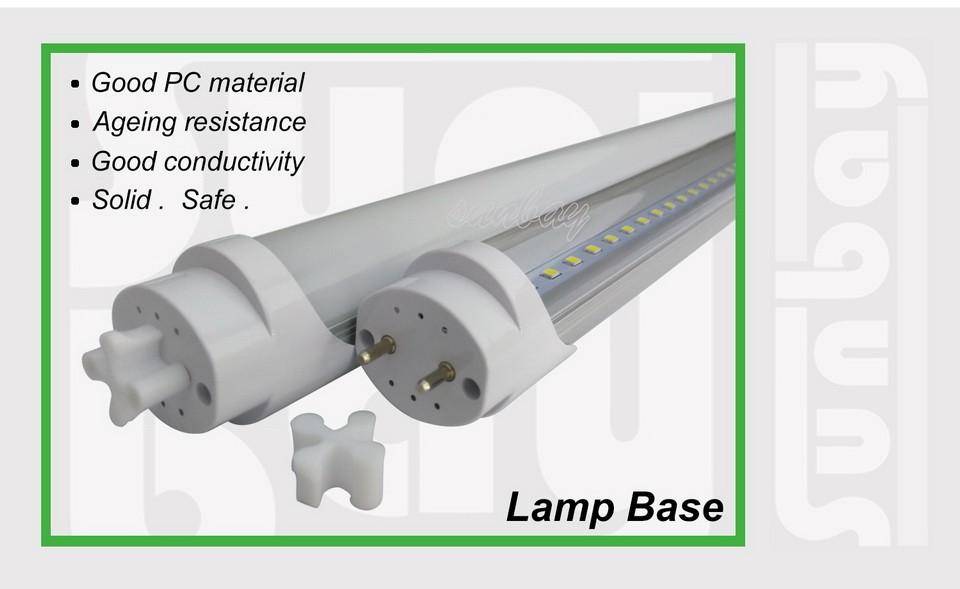 8S-T8-G13-Lamp base