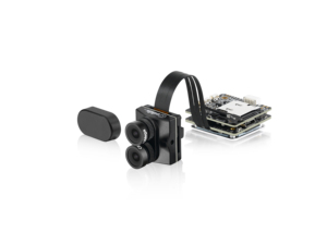 Image 2 - Caddx Tarsier 4K 30fps 1200TVL Dual Lens Super WDR WiFi Mini FPV Camera HD Recording DVR Dual Audio OSD For RC Plane Drone