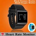 Кровяное Давление Кислорода В Крови Монитор Smart Watch Часы Сердечного ритма Bluetooth Smartwatch Фитнес Часы Android iOS Водонепроницаемый Плавать
