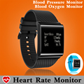 Blood Pressure Blood Oxygen Monitor Smart Watch Clock Heart Rate Bluetooth Smartwatch Fitness Watch Android iOS Waterproof Swim