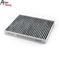 CFPerformance Car Air Filter Auto Activated Carbon Filter Air Cabin Filter Intake For A2 Polo Fabia