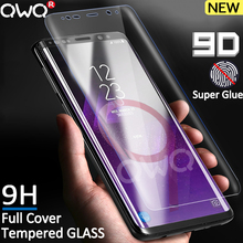 9D Full Curved Tempered Glass For Samsung Galaxy S10 S8 S9 Plus Note 9 S10E Note