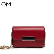 OMI Для женщин сумка Для женщин сумки женские сумки известный дизайнер бренда сумки роскошные дизайнерские кожа сумка Flap 2017