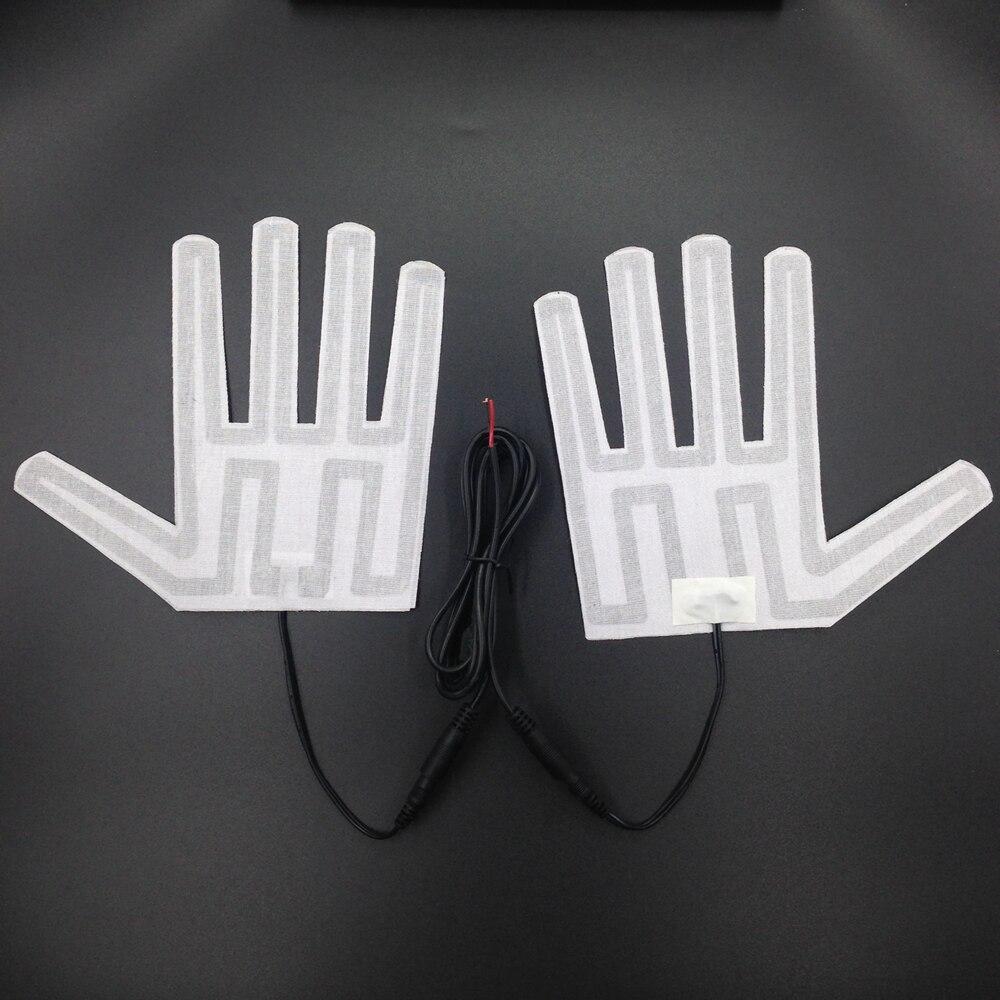 Winter gloves kids real fur gloves for children Thicker
