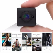 Waterproof 155 Degree Wide-angle Lens Camcorder Full HD 1080P DV Video Recorder
