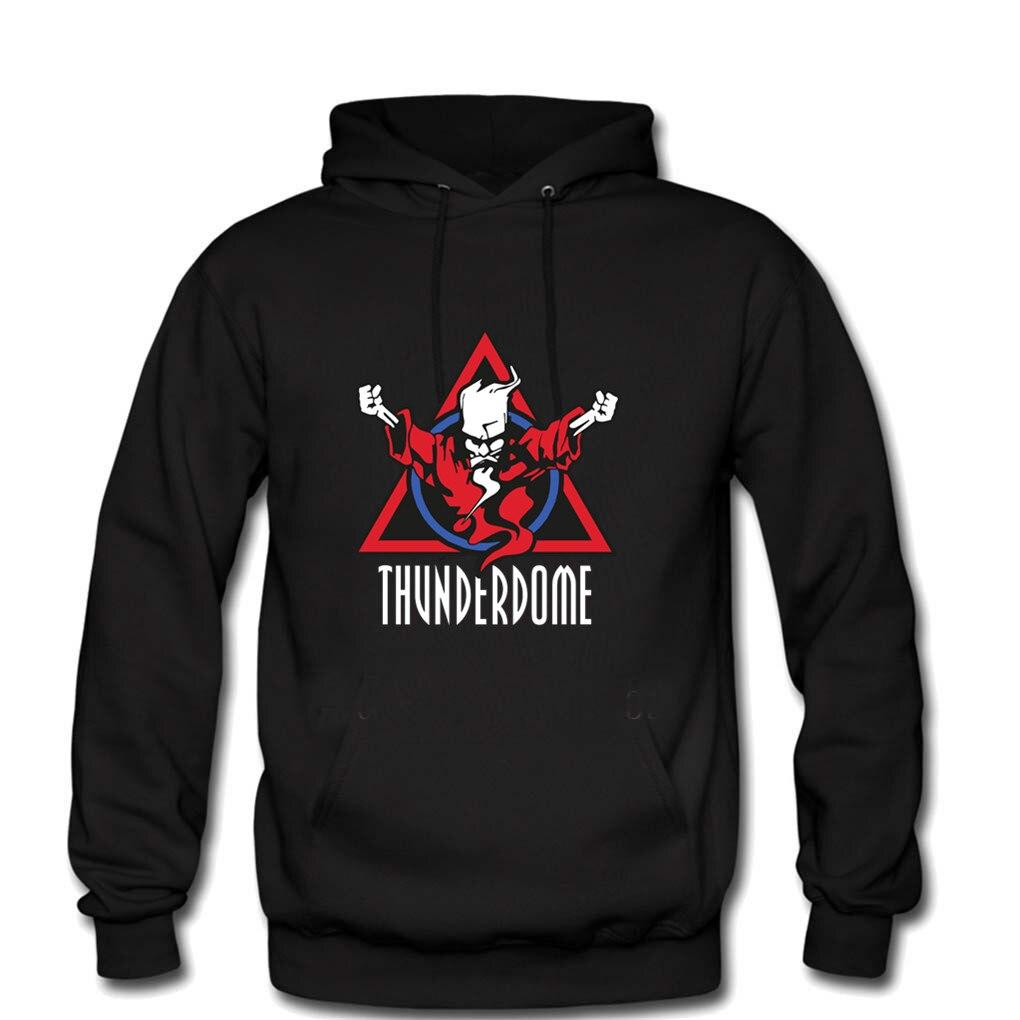 Thunderdome Wizard Logo Hardcore Techno And Gabber Mens