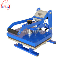 1 pc 110 220V 23X30CM small heat press machine HP230A Clothes hot press machine