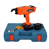 12V Automatic Rebar Tying Machine Rebar tier Binding Machine Wire Knoting Cordless Rechargeable Lithium Battery Electric Tool