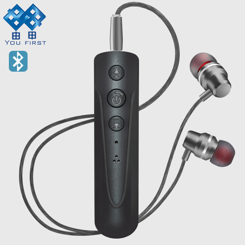 YOU FIRST Wireless Earphone Bluetooth Sport Headset In Ear Earphones Wireless Handsfree With Microphone For Phone iPhone Xiaomi original ldnio wireless bluetooth sport headset with 2 4a car charger 2 in 1 earphone for samsung xiaomi iphone mp3 mp4 player
