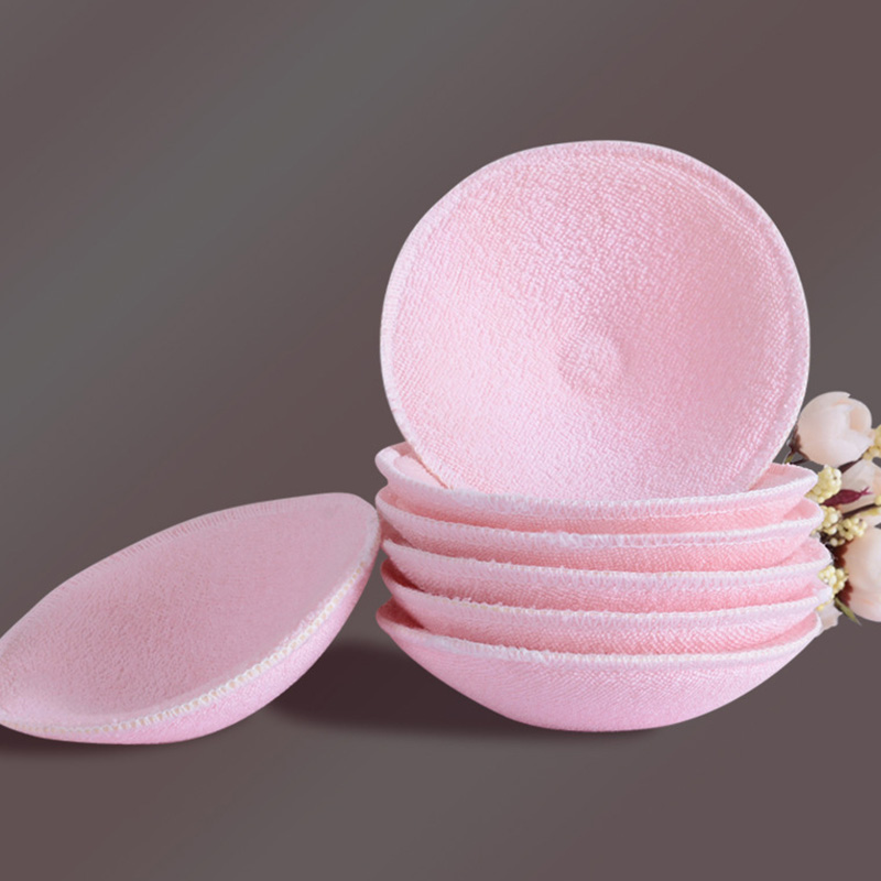New Cotton Breast Pad Reusable Washable Breast Feeding Baby Nursing Pads Round Cover Breathable Nursing Pad