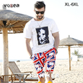 New 2016 High Quality Mens Shorts Board Shorts Summer Beach Homme Oversized Bermuda Short Pants Quick Dry Boardshorts