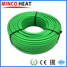 40m 110V 220V 17W/m High Quality Weather Resistance Self Regulating Heating Cable For Inside Pipe Heating