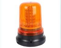 CYAN SOIL BAY 12V 120LED Beacon Flash Warning Emergency Forklifts Strobe Light Amber 8 Height