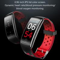 Bluetooth Smart Watch Bracelet Fitness Heart Rate Monitor For Android For IOS Blood Pressure Blood Oxygen