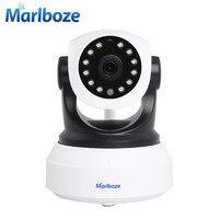 Marlboze Wireless 720P HD IP Camera P T Micro TF Card IR Cut Night Vision P2P