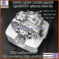 New and top quality mechanical for SUZUKI QINGQI motorcycle engine parts 200cc GS200 QS200 DR200 QM200 QM200GY cylinder head kit