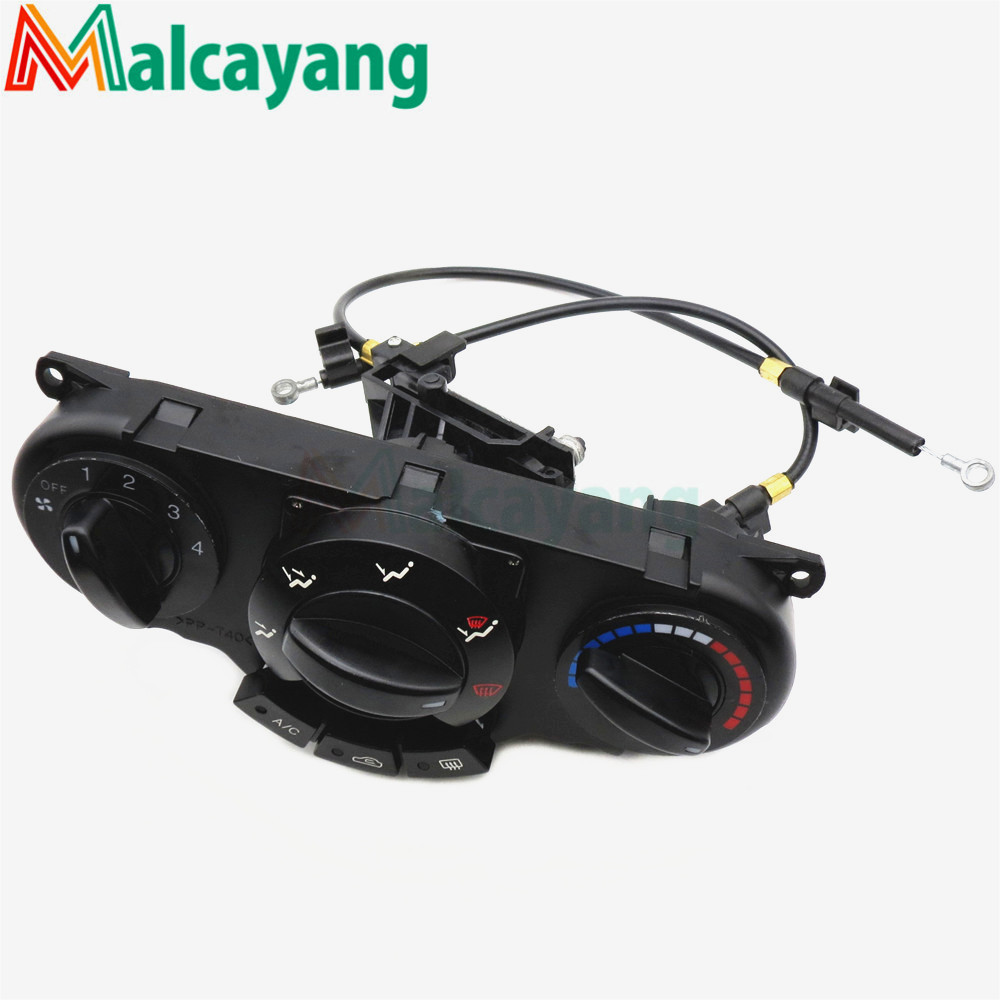 High Quality Air Conditioning & Heat Air Ac Heater Panel Climate Control Assy For Buick Excelle Wagon Hrv Lacetti Optra Nubira Wagon 96615408 Pretty And Colorful