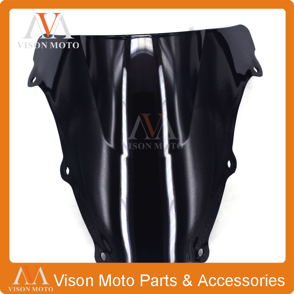 Motorcycle Winshield Windscreen For SUZUKI SV650 SV1000 SV 650 1000 2003 2004 2005 2006 2007 2008 2009 2010 03-10