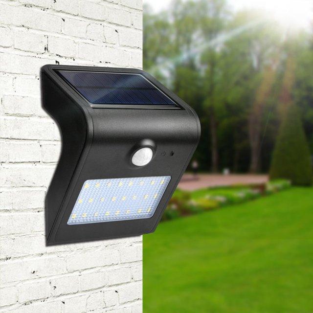 aimengte zonnepaneel charger led gloeilamp waterdichte pir bewegingssensor verlichting 24 leds energiebesparende outdoor tuin decro lamp