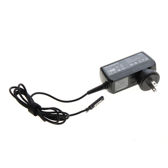 Tablets carregadores de bateria eua/ue 12 v 3.6a ac power adapter carregador para microsoft surface pro 1 pro 2
