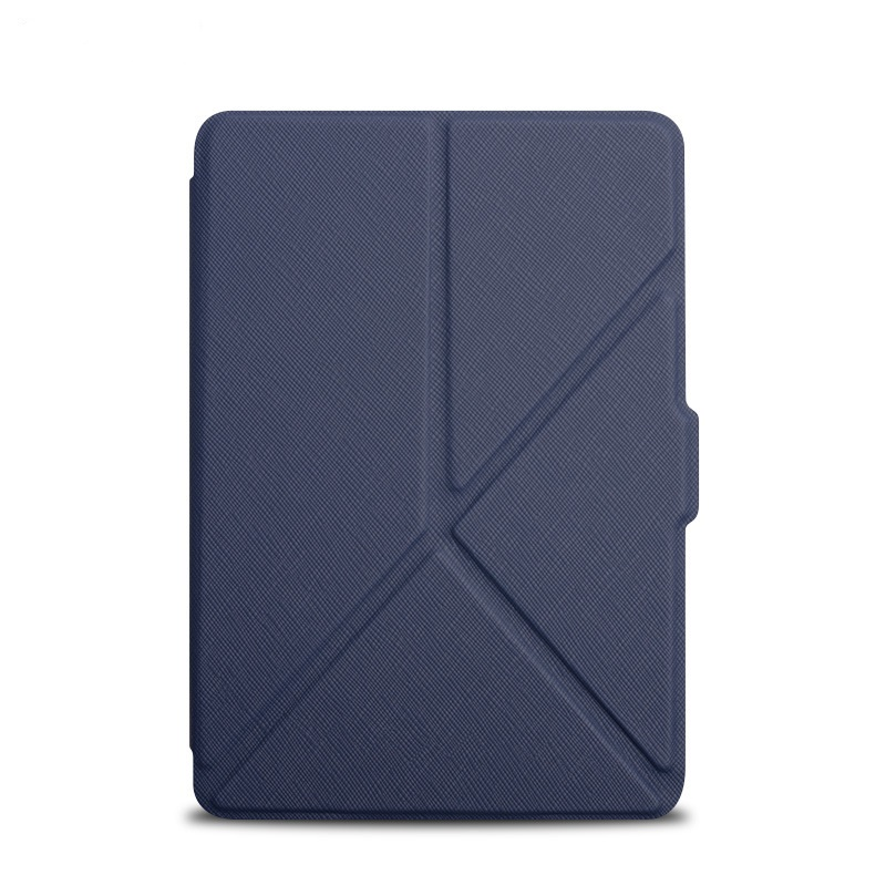 For Kindle Voyage Stand Cover Auto Sleep Function 5 Colors e-book Case Protective Shell Funda 6 Inch Shockproof Variety Folding walnew original case for amazon kindle voyage 2014 6 inch e book cover light high quality pu leather shell auto sleep wake