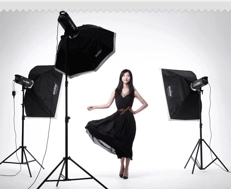 Adearstudio 300 Вт софтбокс фотографии свет студия набор фотоаппаратура студия flash комплект CD50