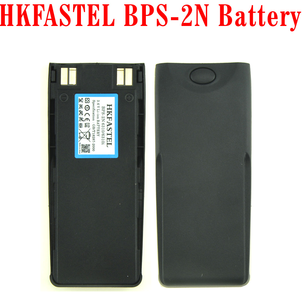 HKFASTEL New BPS-2N Li-ion Mobile Phone Battery For <font><b>Nokia</b></font> 1260i 1261 3285 5185 5180i 6110 6150 6160 6180 6185 6210 <font><b>6310</b></font> 6310i image
