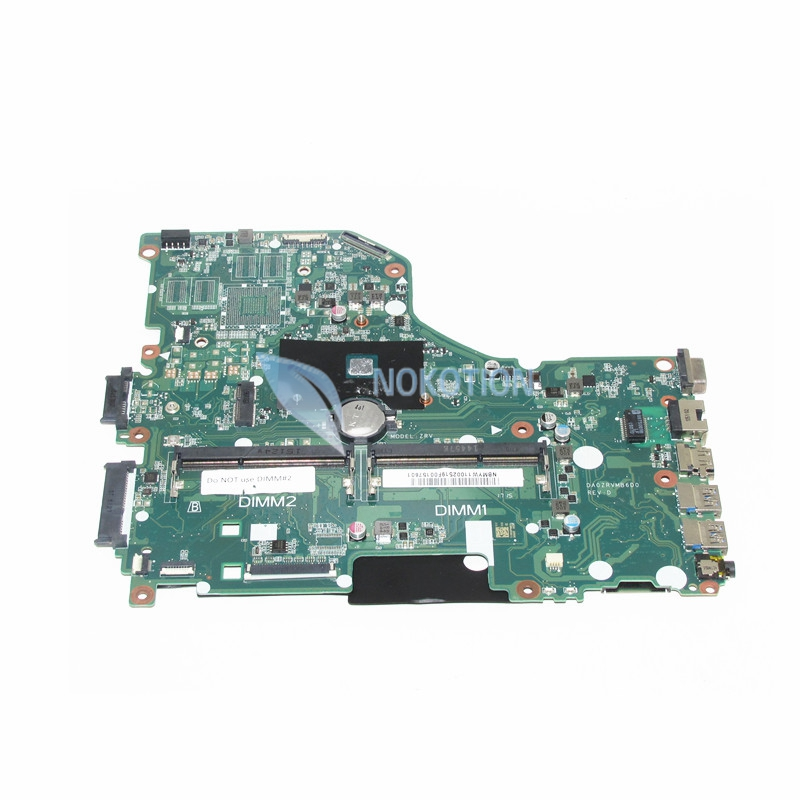 NOKOTION NBMYW11002 NB MYW11 002 Laptop motherboard For font b acer b font aspire E5 532