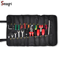 Seungri 1Pieces Oxford Canvas Chisel Roll Rolling Repairing Tool Hardware Tools Utility Bag Practical With Carry
