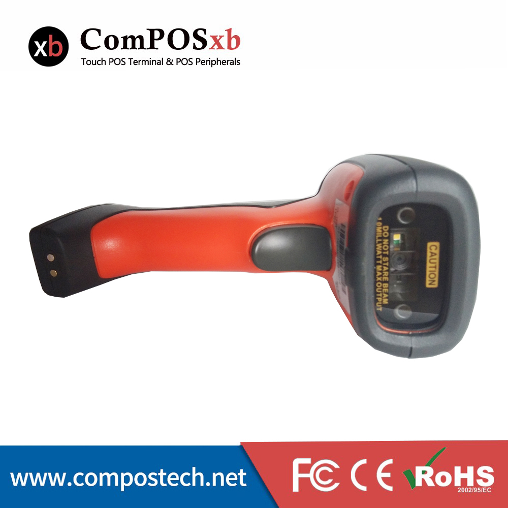 Best Quality QR Code Reader / 2D Barcode Scanner / Bluetooth Barcode Scanner With Popular Design