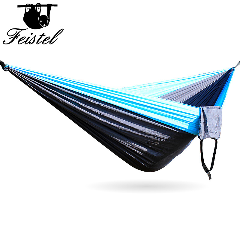 Can Hold 1-2 Person Folding Hanging Hammock For Travelling Garden Leisure Hamac Chair Tree Bed Swing   Camping HammocksCan Hold 1-2 Person Folding Hanging Hammock For Travelling Garden Leisure Hamac Chair Tree Bed Swing   Camping Hammocks