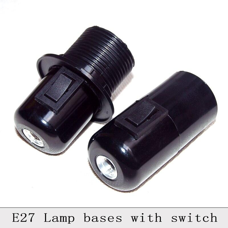 Vde Lampensockel Taster Auf Aus Schalter E26e27 Schraube