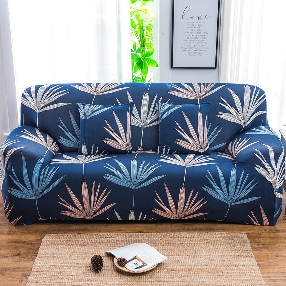 Flamingo Cactus Blad Cloud Patroon Elastische Stretch Universele Bank Covers Sectionele Gooi Couch Hoek Cover Cases Voor Textiel Online Winkel