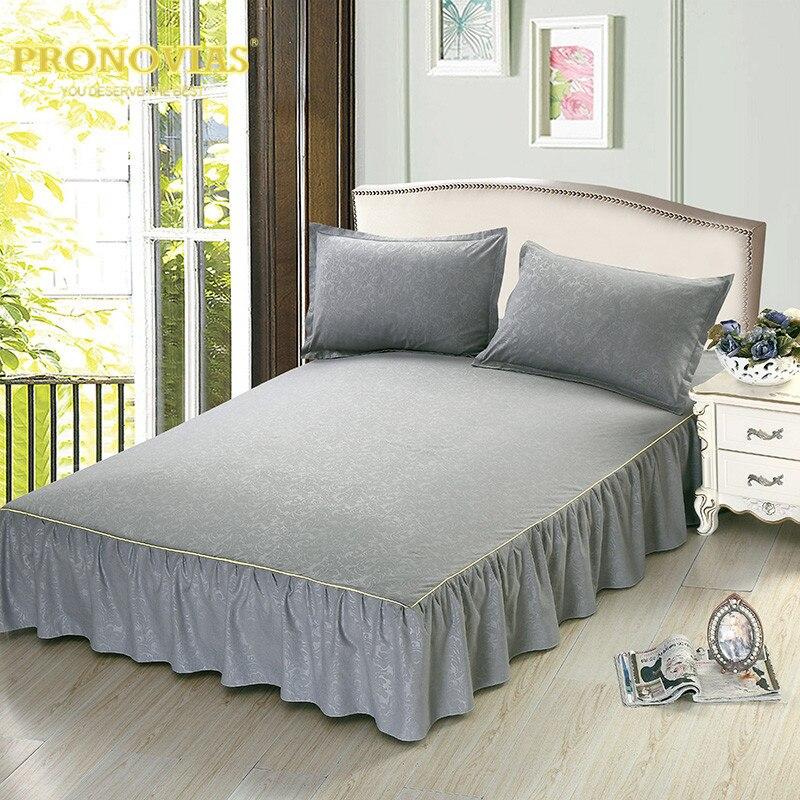 Night Tender solid embossed floral coverlet/bed skirt pillow cases 3pcs sheet set double king full single XL bed,khaki