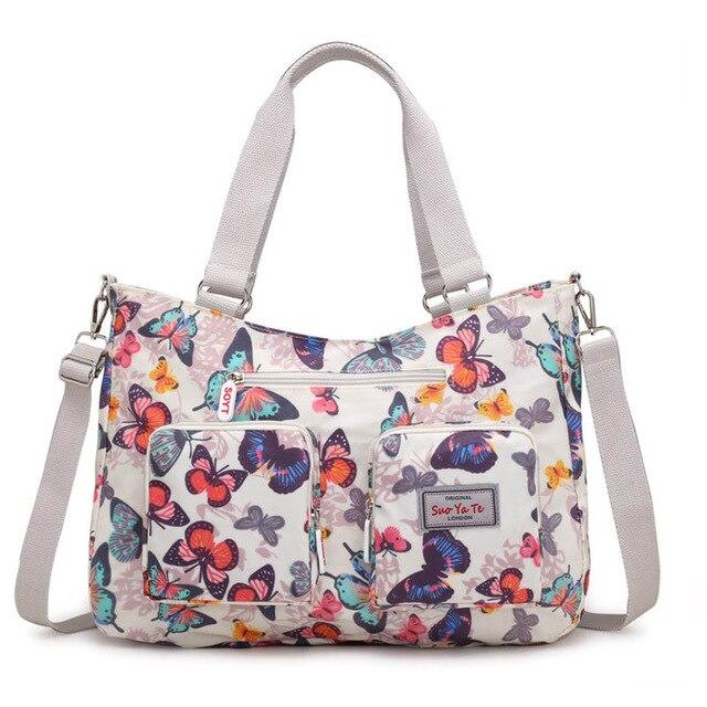 Diaper Bag Multifunctional Floral Mother Shoulder Bag Large Totes Maternity Mummy Nappy Bags Beach Mom Handbag Baby Stroller Bag