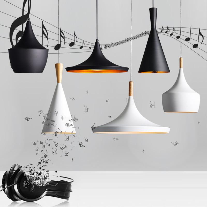 Antique Aluminum Pendant Light Beat Musical Instrument ABC Hanging Lamp Lighting Fixtures For Living room Dinning Room kitchen modern pendant light beat musical instruments meals pendant light lighting tall guaranteed 100