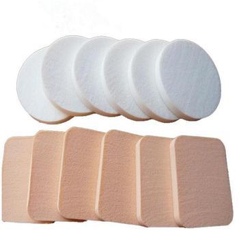 Sponge Cosmetic Puff 10 PCS Make Up Sponge Face Soft Women Lady Beauty Makeup Foundation Contour