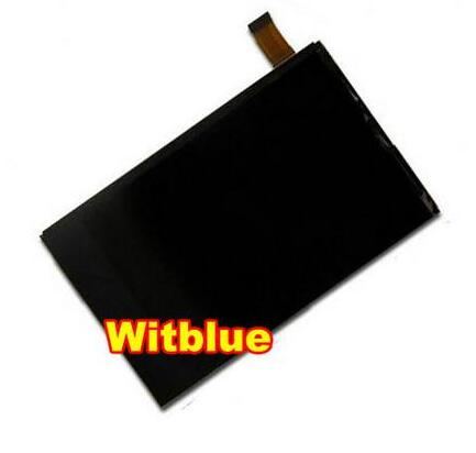 Witblue New LCD Display Matrix For 7 Woxter QX82 QX 82 Tablet inner LCD screen panel Module Replacement Free Shipping new for woxter zielo h10 mv26 042 lcd display matrix combo assembly touch screen panel digitizer free shipping